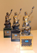 Coral Travel - Starway tourizm awards 2007, 2010, 2012