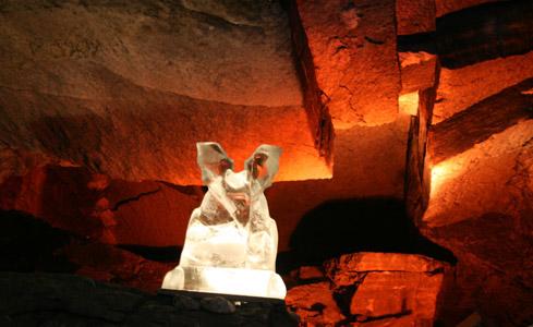 Пещера дивья фото грот тортовый